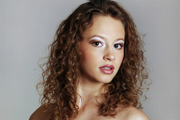 Prom Hairstyles For Curly Hair Hair Down Without Bangs