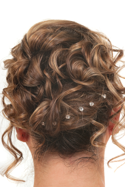 ... Hairstyle with Tendrils for a Romantic and Softer Updo | Bride Sparkle