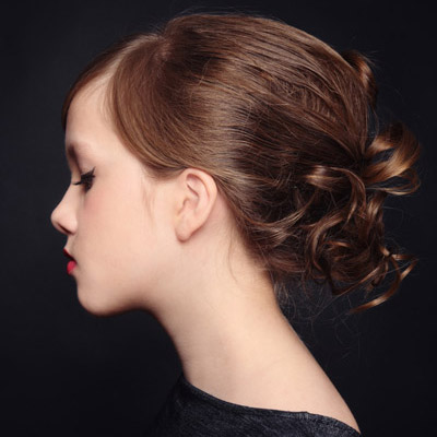 lucille ball hairstyle : low bun updos for prom image search results