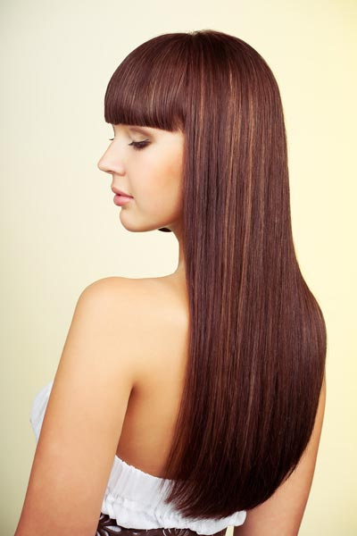 Long Straight Hairstyles HD Picture 5
