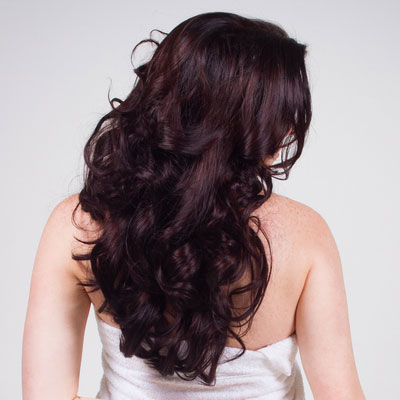 U Shaped Back Ideas For Curly Wavy And Straight Hair
