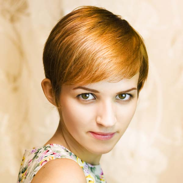 Cute Haircuts For Women With Thick Hair 49