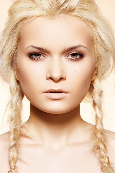 summer hairstyles braided pigtails