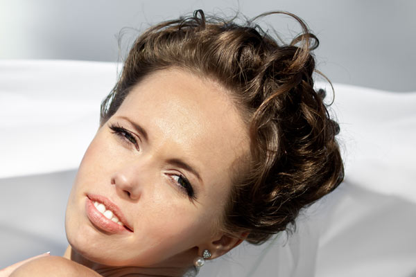 Curly Wedding Hairstyle: Hairstyles For Women 2015