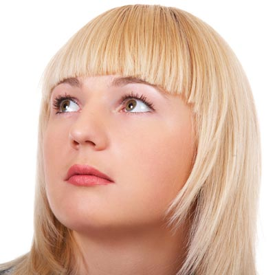 best hairstyles with bangs round face