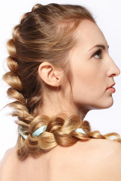 dutch mermaid braid