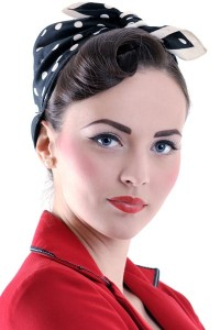 Rockabilly Bandana Hairstyles