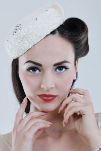 Old Hollywood Glamour: Vintage Wedding Hairstyles