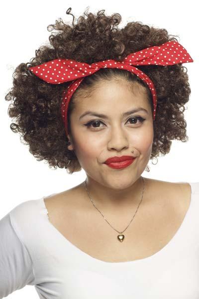 Bandana Headband  Cute  Easy Vintage Hairstyles Bandana Hairstyles  Cute Hairstyles Scarves