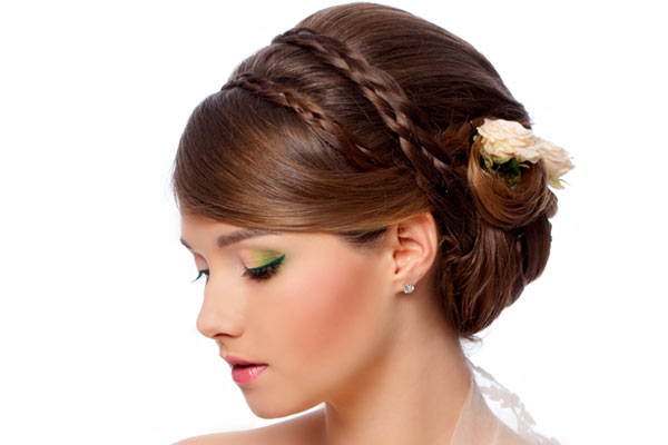 Wedding Hairstyles With Braids: Hairstyle Stars