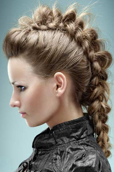 inside out braid
