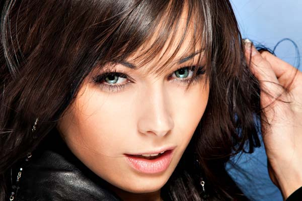 Enjoyable Hairstyles With Bangs Hairstyles For Women Draintrainus
