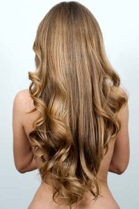 V-Cut Hairstyles – Curly Hair