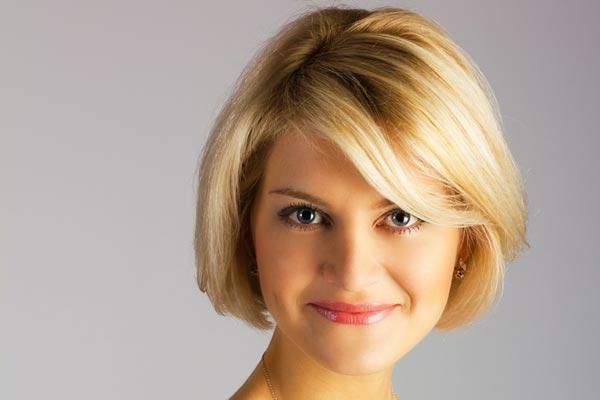 Low Maintenance Thick Hair Short Layered Haircuts 29