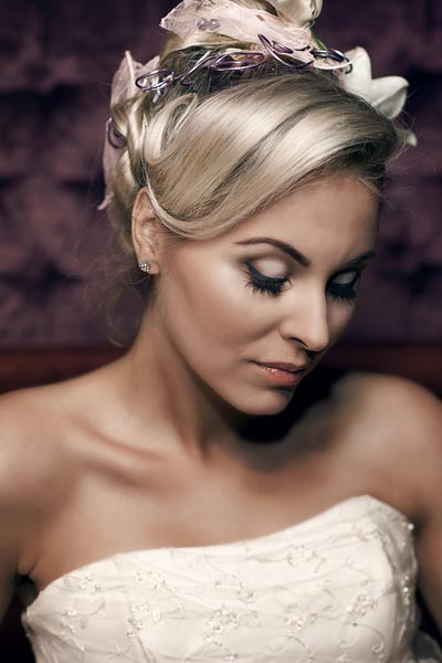 simple bridal hairstyles