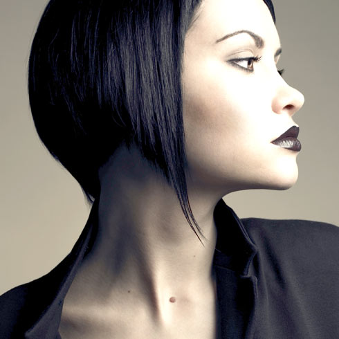Inverted  Haircut on Pictures To Find A Chic Bob That Works For You