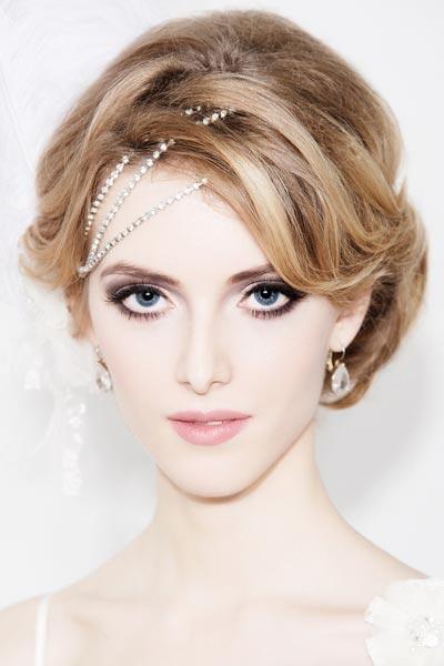 Stupendous Wedding Hairstyles With Headband Hairstyles For Women Draintrainus