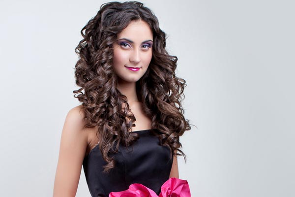 prom curly hairstyles for long hair
