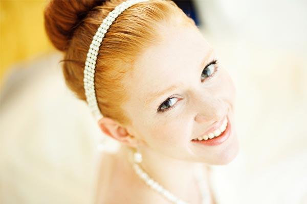 Simple Bridal Hairstyles