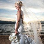 Beach Wedding Hairstyles With Veil 150x150