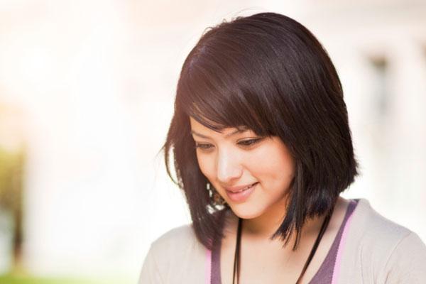 Cute Hairstyles for Thick Medium Length Hair