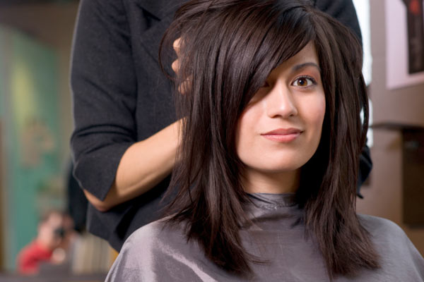 Long Hair Styles With Side Bangs: Best Hairstyles For Thick Hair Pictures