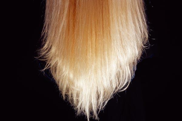 V-Cut Hair