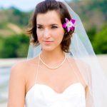 Wedding Hairstyles for Medium Length Hair Half Up 150x150
