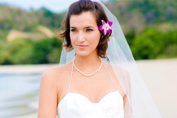 Wedding Hairstyles for Medium Length Hair Half Up