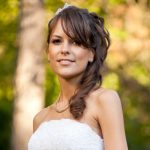 Wedding Side Ponytail Hairstyles 150x150