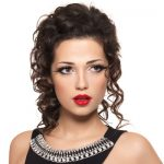 Curly Prom Hairstyles for Long Hair 150x150