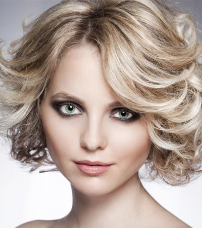 3 Curly Hairstyles for Medium Hair