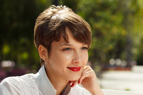 Hairstyles For Short Hair To School : ... trying these 5 back to school hairstyles  from short to long hair