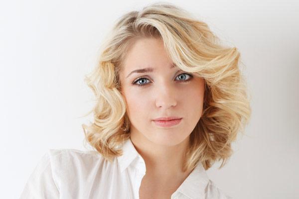Cute Medium Hair Styles: Medium Hair Photos