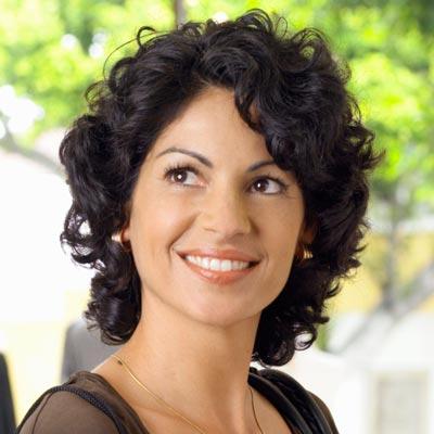 Medium-Haircuts-for-Curly-Hair-