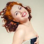 Pin Up Girl Hair 150x150