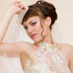 Wedding Veil Hairstyles 150x150