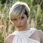 cute short hairstyles for thick hair 150x150