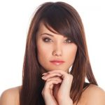 hair with side bangs 150x150