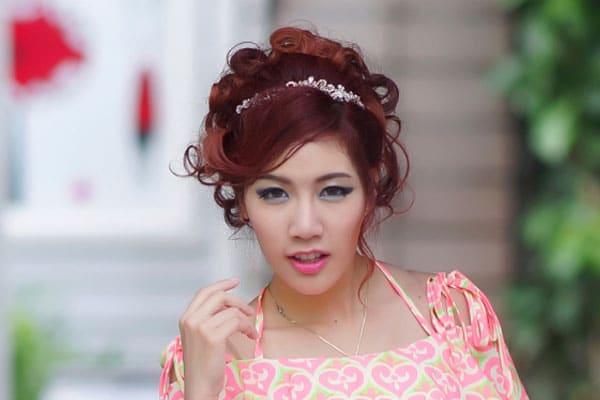 Sensational 5 Pretty Quinceanera Hairstyles Hairstyles For Men Maxibearus