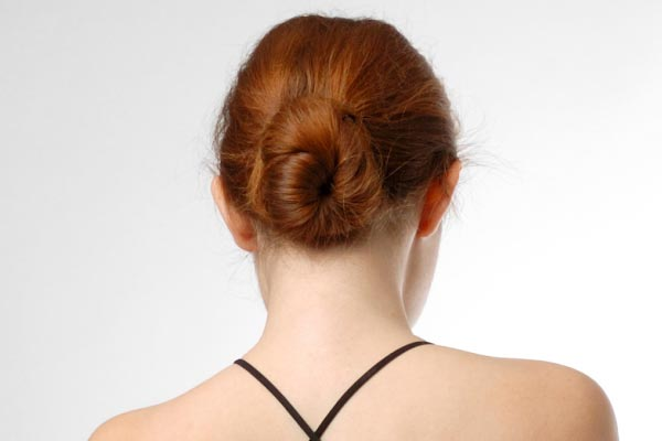 diy hairstyles for medium length hair : ... DIY Prom Hairstyles: Bun Updos . You?ll be the envy of everyone in