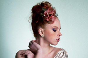 DIY Prom Hairstyles: Bun Updos