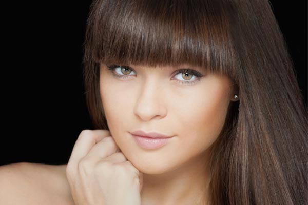 Hairstyles-with-Fringe-