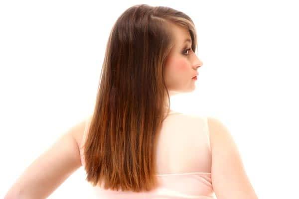 Long Hair Cut Straight Across 1