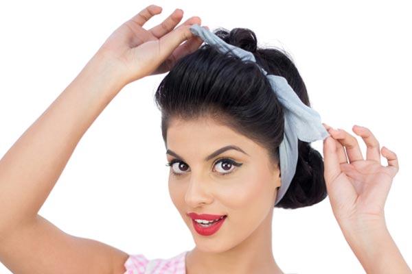 Bandana Hairstyles
