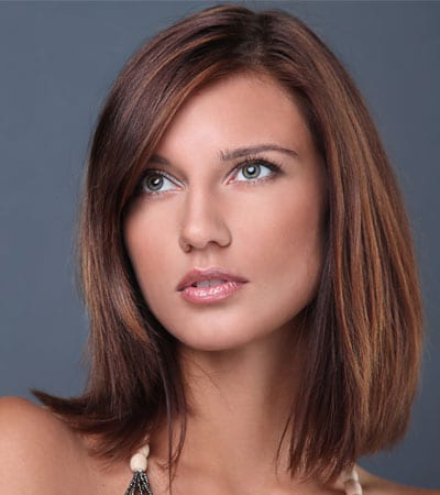 Fantastic 3 Cute And Easy To Wear Long Bob Hairstyles Hairstyles For Women Draintrainus