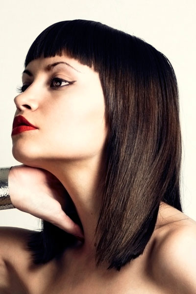 Cute and Easy to Wear Long Bob Hairstyles