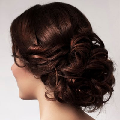curly and cute prom updos for 2014