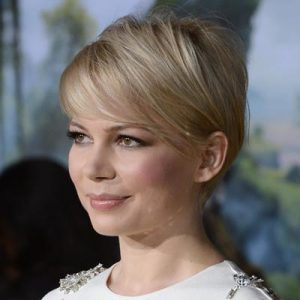 Prom Hairstyles for Short Hair Celebrity-Hairstyles-Michelle-Williams