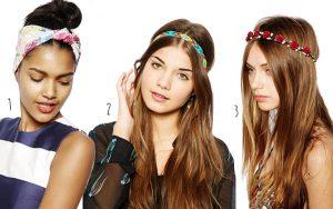 Coachella Hair Accessories for Summer Music Festivals
